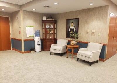 Admin Waiting Area