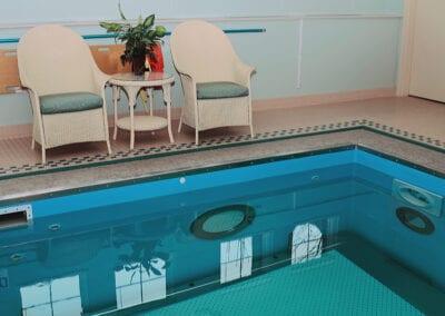 Aquatic Therapy Pool Room