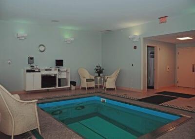 Aquatic Therapy Pool